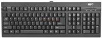 Tastatura RPC PHKB-P615US-AC02A | Cu fir | PS/2 | Negru