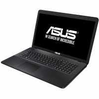 Asus  X751LB-TY061D + Serviciu Recuperare Date 24 Luni | 17.3 inch HD LED back-lit | 1600 x 900 pixeli | Core i5 5200U ,2.2 GHz | Capacitate memorie 4 GB |  Capacitate HDD 1500 GB ,  5400 RPM | Unitate optica 8X Super Multi with Double Layer | GeForce 940