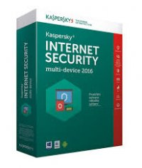 Kaspersky Internet Security 2016 - Multi-Device Eastern Europe Edition, 5 PC, 1 an, BOX