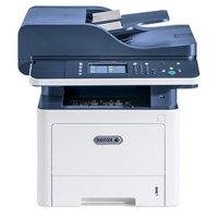 Xerox WorkCentre 3335DNI Multifunctional laser mono A4 (copy/print/scan color retea/FAX), viteza printare: 33ppm, rezolutie printare: 1200 x 1200 dpi, ADF:50 coli, DUPLEX la printare, PCL 5 si 6/PS3/PDF, fpo 6,5s, procesor 1GHz, memorie 1.5GB, alim 50+250