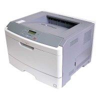 Imprimanta laser monocrom Lexmark E360D, Duplex (printare auto fata-verso), 40 ppm, USB, paralel, cartus toner 9000 pagini - se încarcă!, refurbished, 12 luni garantie