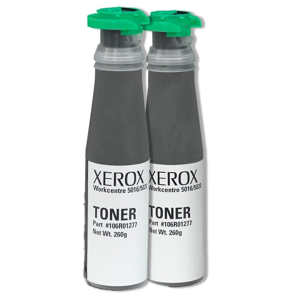 Toner original Xerox WorkCentre 5016 5020 2x6300p