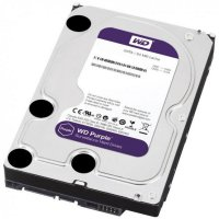 HDD 1TB 7200 64M S-ATA3 Western Digital purple (WD10PURX)