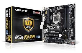 MB skt 1151  (INTEL B150M)  Gigabyte (B150M-D3H DDR3)