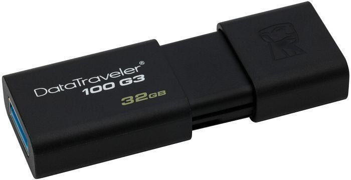 USB3.0  32GB KINGSTON DataTraveler   (DT100G3/32GB)