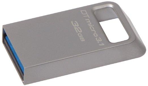 USB3.0  32GB KINGSTON DataTraveler Micro 3.1 (DTMC3/32GB)