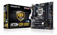 MB skt 1151  (INTEL H170M)  Gigabyte (H170M-D3H DDR3)