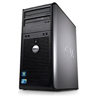 Calculator desktop Dell 760 Tower, Intel® Core™2 Duo Processor E8400 (6M Cache, 3.0, GHz, 1333 MHz FSB), 2GB DDR2, HDD 250GB, DVD-ROM, LAN, Sound, RFB