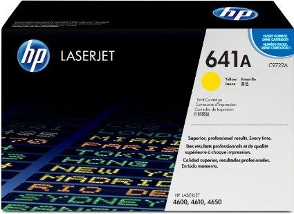 Toner Original pentru HP Yellow, compatibil CLJ 4600, 4650, 8000pag (C9722A)
