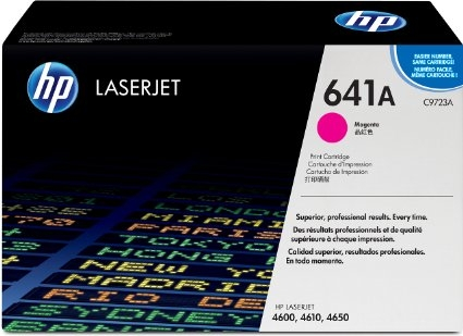 Toner Original pentru HP Magenta, compatibil CLJ 4600, 4650, 8000pag (C9723A)
