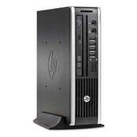 Calculator desktop HP Elite 8300 SFF,  Intel® Core a treia generatie i3-3220 , 3.30GHz, 3MB cache, 5GT/S , 4GB DDR3, HDD 250GB, DVD, SOUND, Lan, USB, RFB