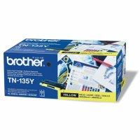 Toner Original pentru Brother Yellow, compatibil MFC-9440CN/9450/9840/DCP-9040/HL-4070/4040/4050, 4000pag (TN135Y)
