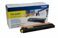 Toner Original pentru Brother Yellow, compatibil MFC-9120/9320/DCP-9010/HL-3040/3070, 1400pag (TN230Y)