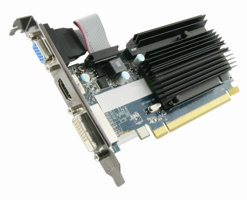 VGA SAPPHIRE PCI-E 3.0 R5 230 1GB DDR3 64B *BULK* (11233-01-10G)