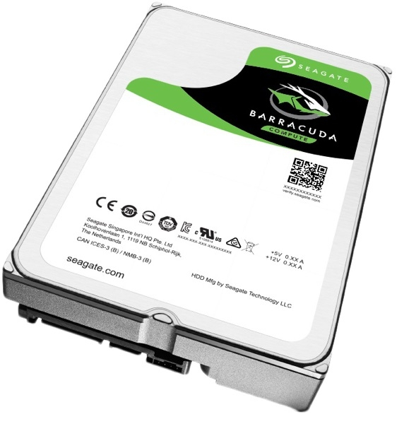 HDD  Notebook 2.5'  1TB 5400rpm 128M SATA3 SEAGATE  (ST1000LM048)