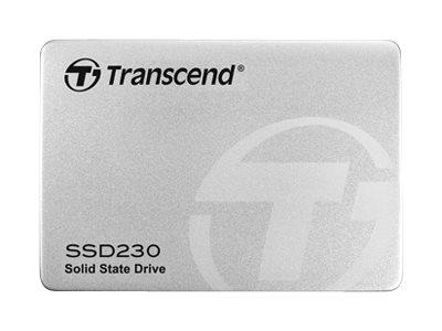 SSD TRANSCEND SSD230S 128Gb 3D NAND SATA 3 Aluminium (TS128GSSD230S)