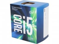 CPU INTEL skt. 1151  Core i5 Ci5-7600, 3.5GHz, 6MB   'BX80677I57600'