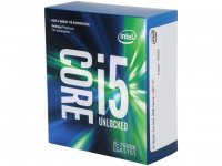 CPU INTEL skt. 1151  Core i5 Ci5-7600K, 3.8GHz, 6MB   'BX80677I57600K