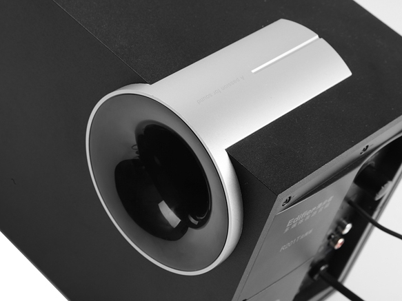 Boxe 2.1 EDIFIER (M1380), RMS 10W-30W, 2 sateliti x8W si subwoofer de 12W, frecventa 140Hz - 20kHz, raport semnal >85dBA, cu telecomanda pe fir cu intrare casti, culoare: negru