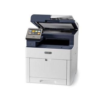 WorkCentre 6515DN, A4, 28/28 ppm, 19ppm in DUPLEX, copy/print/scan color retea/fax, SINGLE PASS DADF 50 coli, 1200x2400dpi, PCL6/PS3/PDF, fpo 12s, procesor 1,05GHz, memorie 2GB, alim 50+250 coli (max 850), iesire 150 coli, duty 50k/luna, recomandat 3000p/