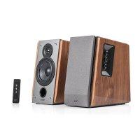 Boxe 2.0, RMS: 60W (13W x 2, 17W x 2), volum, bass, treble, telecomanda wireless, dual RCA, EDIFIER (R1600TIII)