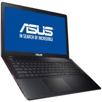 Asus F550VX-DM103D | 15.6 inch | 1920 x 1080 pixeli | Core i7 | 6700HQ | 2.6 GHz | Capacitate memorie 8 GB | DDR4 | Capacitate SSD 256 GB | Tip unitate optica 8X Super Multi with Double Layer | GeForce | GTX 950M | Capacitate memorie video 4096 MB | Wirel