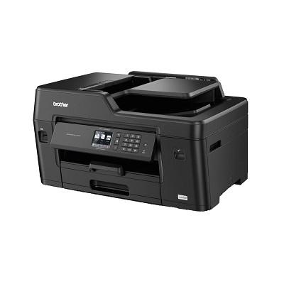 Ink Benefit Professional MFC-J3530DW A3 USB 2.0  | Retea  | Wireless  | Format A3  | Printare fata-verso  | Viteza de printare alb negru 35 ppm | Viteza de printare color 27 ppm | 48 bit | 50 coli | 681 x 568 x 430 mm | Printare  | Copiere  | Scanare  | F