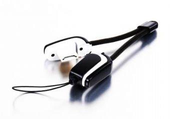 Cablu Adaptor USB2.0 AM la mini USB 5PM, lungime cablu: 0.1m, retail, Negru-alb, GEMBIRD (CCS-USB2-AM5P-0.3)