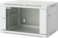 Cabinet 19'  fixare pe perete, Flatpack, Intellinet9U, Grey, 500 (h) x 570 (w) x 450 (d) mm (711784)