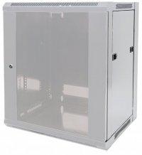 Cabinet 19'  fixare pe perete, Flatpack, Intellinet15U, Grey, 770 (h) x 570 (w) x 450 (d) mm (711944)