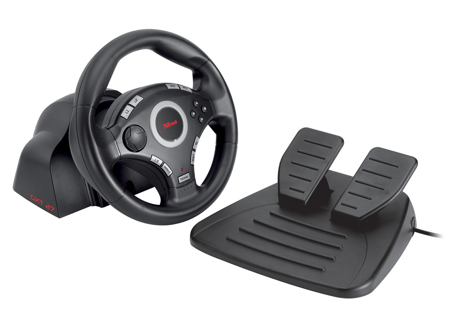 Volan Trust GXT 27 Force Vibration Steering Wheel