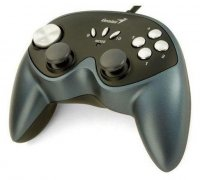 Gamepad Genius Maxfire G-12U, 12 butoane programabile, PC, USB