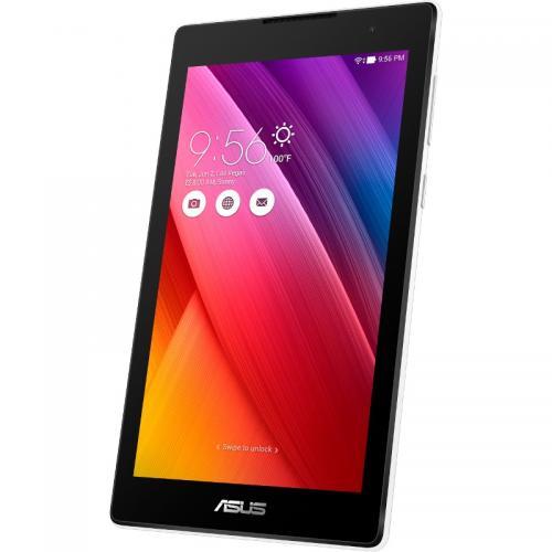 Asus | Z170C-1B031A | 7 inch | 1024 x 600 pixeli | Touchscreen 10 finger multi-touch | Familie procesor Mali | Model procesor 450MP4 | 1.86 GHz | Capacitate memorie 1 GB | Capacitate Flash 16 GB | Atom x3-C3200 | Wi-Fi 802.11 b/g/n | Bluetooth | Webcam 5