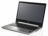 Lifebook U745 14 inch | 1920 x 1080 pixeli | Intel Broadwell | 5200U | 2.2 GHz | Capacitate memorie 8 GB | DDR3 | 1600 MHz | Capacitate SSD 256 GB | Tip unitate optica No ODD | Wireless 802.11a/b/g/n/ac | Bluetooth | HD | Carduri de memorie suportate card