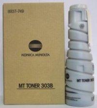 Toner Original pentru Konica-Minolta Negru MT-303B, compatibil Di 3010/3510, 1 flacon, 14000pag (8937749)