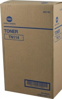 Toner Original Konica-Minolta TN-114 Black compatibil BizHub 162, 210, Di152, 183, 1611, 2011, 11000pag (8937784)