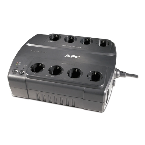 UPS  APC Back-UPS  ES 550VA  (BE550G-GR)