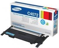 Toner compatibil Samsung CLP320, CLP325, CLX3180, CLX3185, albastru, 1000p