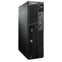 Calculator desktop Lenovo M91P SFF, Intel® Core a 2a gen i5-2400 6M Cache, 3.1 GHz, 1333 MHz FSB, 4GB DDR3, 320GB HDD, DVD-RW, SOUND, Lan, USB, Serial, RFB