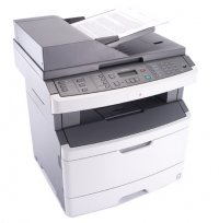 Multifunctional laser Lexmark X364DN, 27ppm, 600x600dpi, 64MB, DADF, Scanner, FAX, Refurbished
