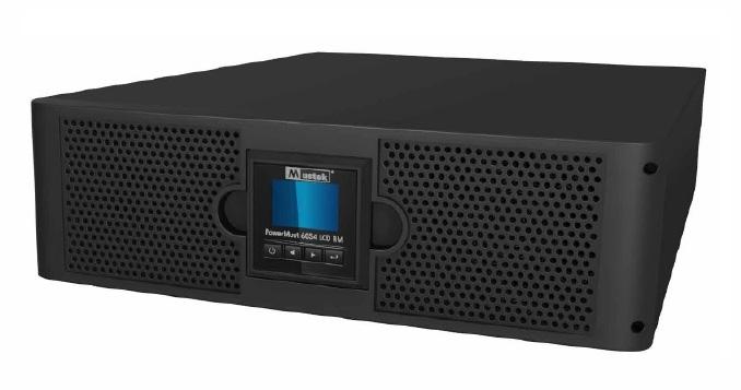UPS MUSTEK PowerMust 6054 Online, 6000VA, 5400W (98-ONC-R6054)