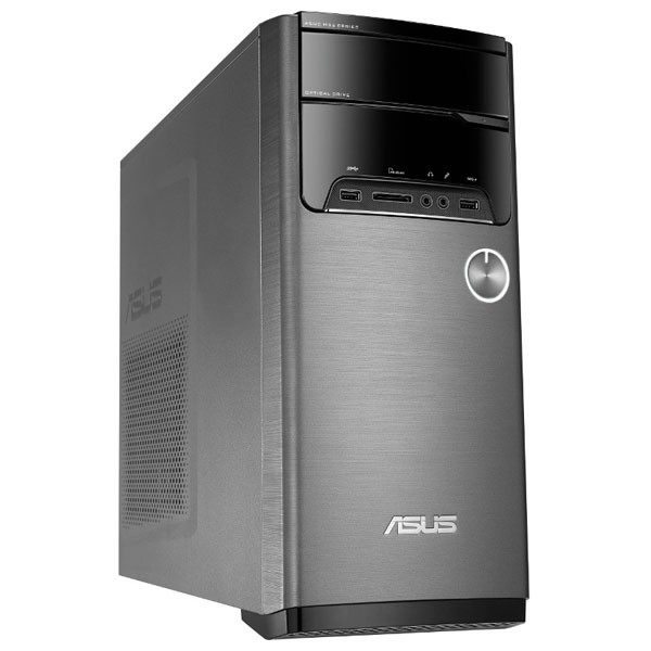 M32CD-RO025D | Core i5 | 6400 | 3.3 GHz | Capacitate memorie 8 GB | DDR4 | 2133 MHz | Viteza HDD 7200 RPM | Tip placa video Dedicata | GTX950 | Capacitate memorie video 2048 MB | Tip unitate optica SuperMulti DVD RW | LAN 10/100/1000 Mbit/s | 2 x USB 2.0