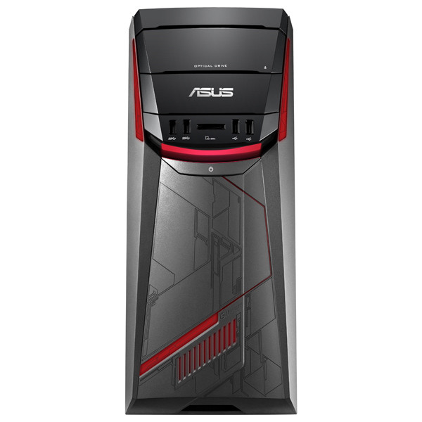 Asus G11CD-RO010D | Core i7 | 6700 | 4 GHz | Capacitate memorie 16 GB | DDR4 | 2133 MHz | Capacitate HDD 1000 GB | Capacitate SSD 128 GB | Viteza HDD 7200 RPM | Tip placa video Dedicata | GTX1070 | Capacitate memorie video 8192 GB | Tip unitate optica Sup