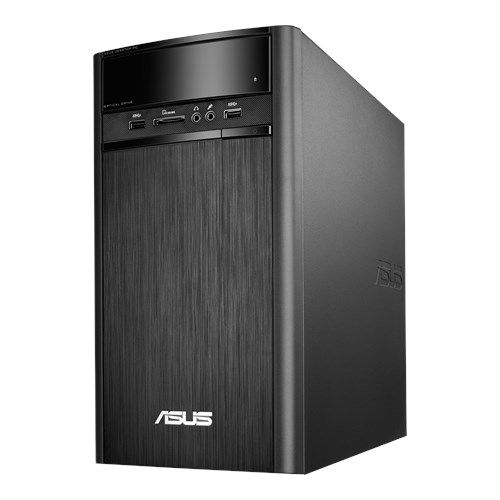 Asus K31CD-K-RO001D | Core i5 | 7400 | 3 GHz | Capacitate memorie 4 GB | DDR4 | 2400 MHz | Capacitate HDD 1000 GB | Viteza HDD 7200 RPM | Tip unitate optica SuperMulti DVD RW | LAN 10/100/1000 Mbit/s | 1 x USB 2.0 | 6 x USB 3.0 | 1 x VGA | 1 x HDMI | 1 x