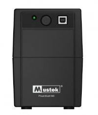 UPS  MUSTEK PowerMust  848 (850VA) Line Interactive, IEC (98-LIC-N0848)