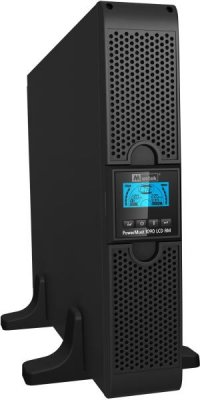 UPS MUSTEK. PowerMust  1090 online LCD RM (1KVA), IEC (98-ONC-R1009)