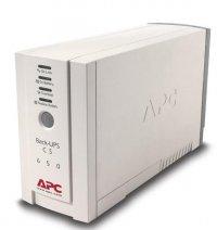 UPS  APC Back-UPS CS 650VA  (BK650EI)