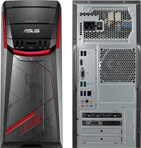 Asus G11CD-K-RO002D | Core i5 | 7400 | 3 GHz | Capacitate memorie 8 GB | DDR4 | 2400 MHz | Capacitate HDD 1000 GB | Viteza HDD 7200 RPM | Tip placa video Dedicata | GTX1060 | Capacitate memorie video 3072 GB | Tip unitate optica SuperMulti DVD RW | LAN RJ