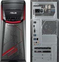 Asus G11CD-K-RO002D | Core i5 | 7400 | 3 GHz | Capacitate memorie 8 GB | DDR4 | 2400 MHz | Capacitate HDD 1000 GB | Viteza HDD 7200 RPM | Tip placa video Dedicata | GTX1060 | Capacitate memorie video 3072 GB | Tip unitate optica SuperMulti DVD RW | LAN RJ