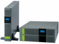 UPS SOCOMEC Netys PR RT 1700VA (NPR-1700-RT), line interactive de 1700VA si 1350W, backup 6min, protectii: suprasarcina, scurtcircuit, cu baterie din plumb, tensiune iesire: 230V +/-5%, 50/60Hz, semnal sinusoidal si rack mount, Negru